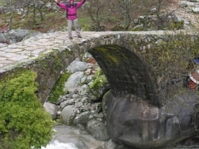 Los Pilones - Valle del Infierno en el  Valle del Jerte; montañismo madrid